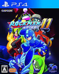Amazon | ロックマン11 運命の歯車!! - PS4 | ゲームソフト